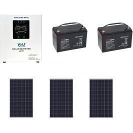 Mikro zestaw fotowoltaiczny off grid 750W - Szybka dostawa lub możliwość odbioru w 39 miastach