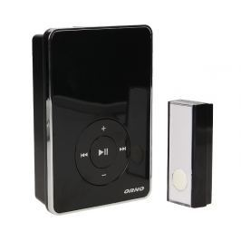 Dzwonek bezprzewodowy OR-DB-QS-111 ORNO FOLK bateryjny MP3 200m - Szybka dostawa lub możliwość odbioru w 39 miastach
