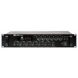 WZMACNIACZ 6-STREFOWY TI-1206S ITC 120W BLUETOOTH/TUNER FM/USB/SD - Szybka dostawa lub możliwość odbioru w 39 miastach