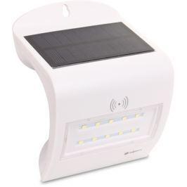 Lampa solarna AKUMULATOROWA LED 2W z czujnikiem ruchu PIR - Szybka dostawa lub możliwość odbioru w 39 miastach