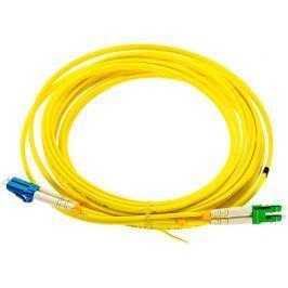 PATCHCORD ŚWIATŁOWODOWY SM 10M DUPLEX 9/125, LC/APC-LC/UPC 3.0MM - Szybka dostawa lub możliwość odbioru w 39 miastach