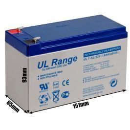 Akumulator AGM ULTRACELL UL 12V 7AH