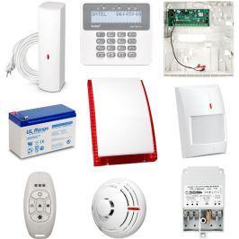 Zestaw alarmowy w pełni bezprzewodowy Satel Perfecta 16-WRL, 6 Czujek - Szybka dostawa lub możliwość odbioru w 39 miastach