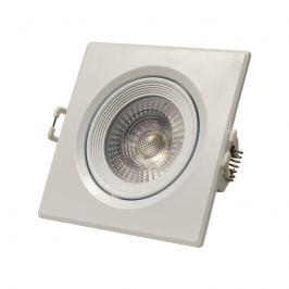 Oprawa LED KWADRATOWA DOWNLIGHT 5W 4000K neutralne białe światło oczko regulowane - Szybka dostawa lub możliwość odbioru w 39 miastach
