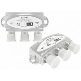 Przęłącznik DiSEqC 2x1 mini - ZLAC-8884 / LX  - Szybka dostawa lub możliwość odbioru w 39 miastach