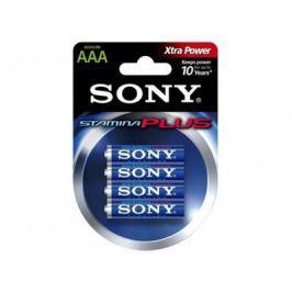 Baterie SONY AAA LR03 ALKALINE (blister 4szt.) - Szybka dostawa lub możliwość odbioru w 39 miastach