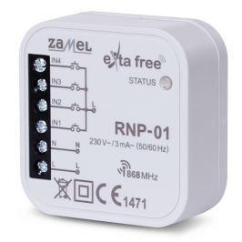 Radiowy nadajnik dopuszkowy 4-kan. EXTA FREE RNP-01 - Szybka dostawa lub możliwość odbioru w 39 miastach