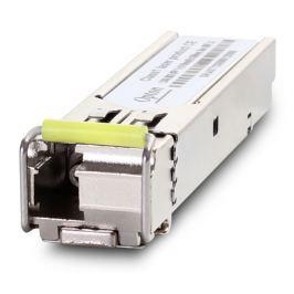 MODUŁ SFP WDM 1.25Gbps, SM LC 10dB, (3km) TX1550 - Szybka dostawa lub możliwość odbioru w 39 miastach