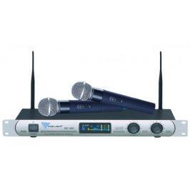 MIKROFON BEZPRZEWODOWY UHF SE-300 2K - Szybka dostawa lub możliwość odbioru w 39 miastach