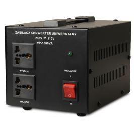 Transformator 230V/110V 1000VA - Szybka dostawa lub możliwość odbioru w 39 miastach